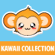Kawaii Animal Collection - GraphicRiver Item for Sale