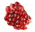 Pomegranate Seeds Isolated on White Background - PhotoDune Item for Sale