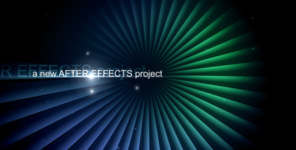 After Effects Project - VideoHive Into Deep 1450763