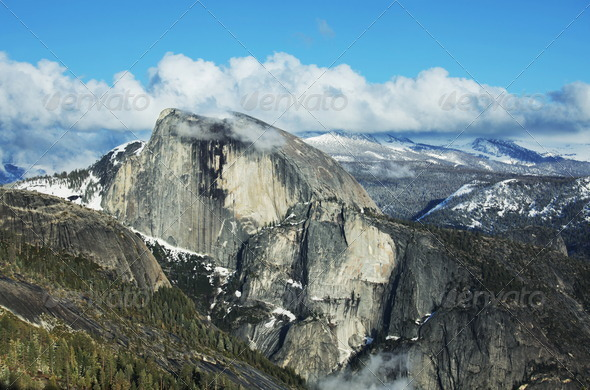 Yosemite - Stock Photo - Images