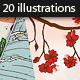20 Japanese Vector Illustrations - GraphicRiver Item for Sale