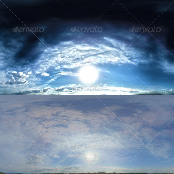 3DOcean Normal sky &Surrialistic sky HDRI 1454288