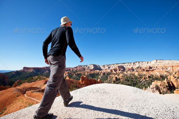 Hike - Stock Photo - Images