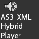 XML Hybrid Player - ActiveDen Item for Sale