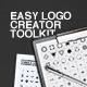Easy Logo Creator Tookit-Graphicriver中文最全的素材分享平台