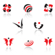 Set of symbols - GraphicRiver Item for Sale