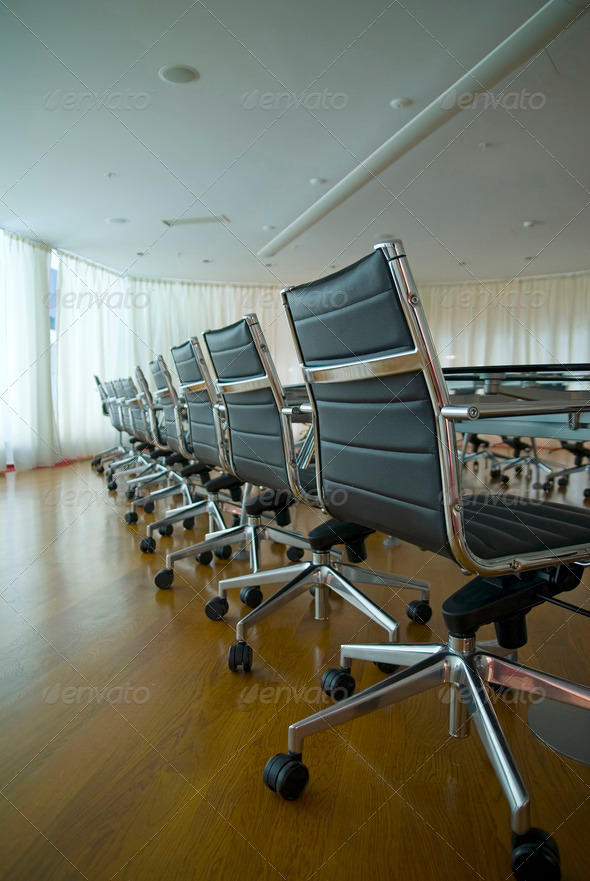 Conference Room - Stock Photo - Images