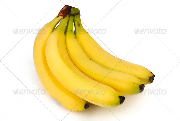 Banana brunch - Stock Photo - Images