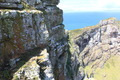 Narrow Rock Cliff at Cape Point - PhotoDune Item for Sale