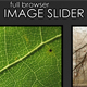 Full Browser Image Slider - ActiveDen Item for Sale