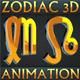 Zodiac 3D Symbols Pack - VideoHive Item for Sale