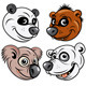 Bears - GraphicRiver Item for Sale