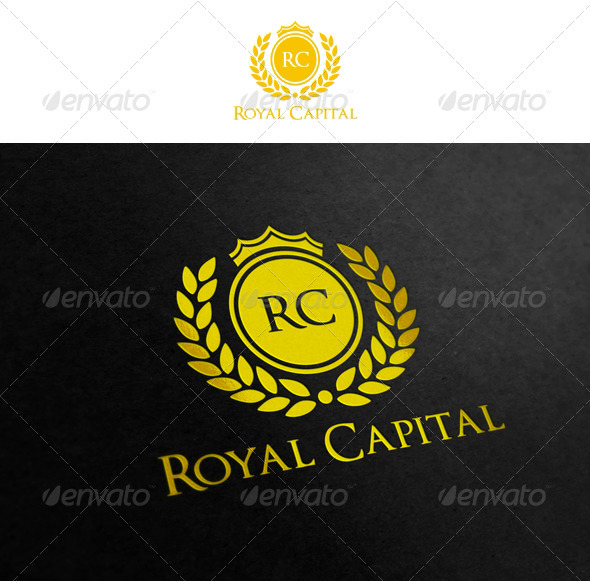 Graphic River Royal Capital Logo Templates -  Crests 1478403