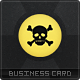 Toxic Business Card - GraphicRiver Item for Sale