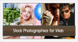 Stock Photographies for Web