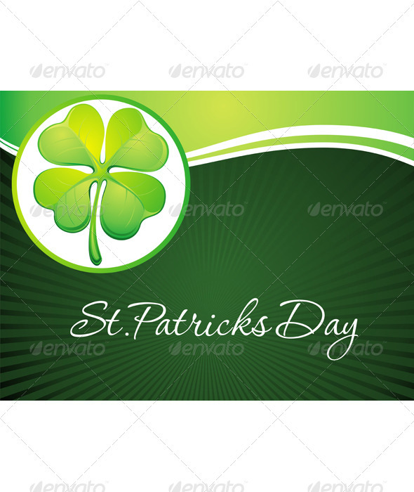Graphic River  St Patrick s Day Vectors -  Conceptual  Seasons/Holidays 1488686