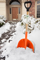 Shoveling path to the door - PhotoDune Item for Sale