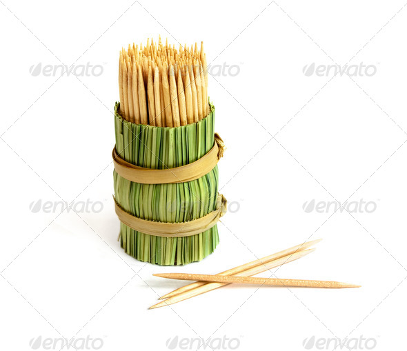 toothpicks - Stock Photo - Images