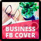 Business Facebook Timeline-Graphicriver中文最全的素材分享平台