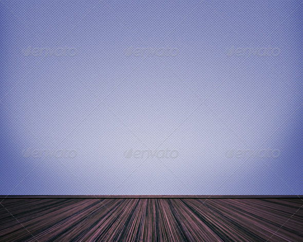 Empty Room Background - Stock Photo - Images