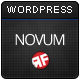 Novum - Premium WordPress Theme - ThemeForest Item for Sale