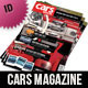 Cars Magazine Indesign Template - GraphicRiver Item for Sale