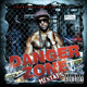 Danger Zone Mixtape Template - GraphicRiver Item for Sale