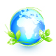Earth. Environmental concept - GraphicRiver Item for Sale