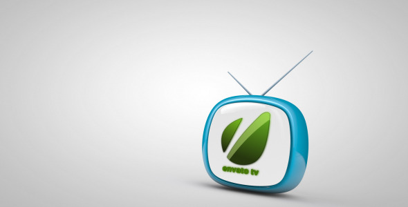 After Effects Project - VideoHive Bouncing TV Logo Reveal 1498597