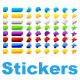 Stickers - GraphicRiver Item for Sale