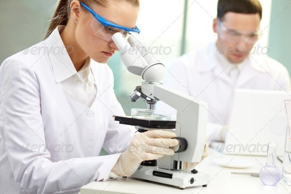Clinical experiment - Stock Photo - Images