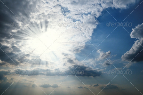 sun - Stock Photo - Images