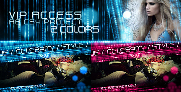 After Effects Project - VideoHive VIP Access 179315