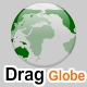 Drag 3D Globe - ActiveDen Item for Sale