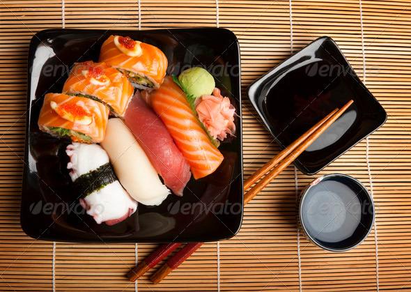 PhotoDune Sushi 1523287