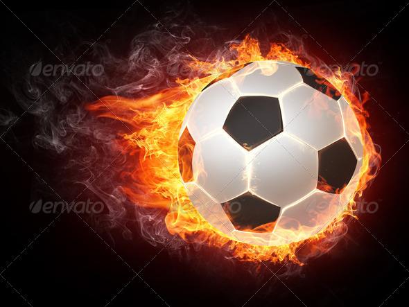 PhotoDune Soccer Ball 1523327