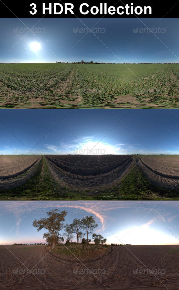 3DOcean Acre HDRI Pack 1523379
