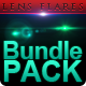 18 Unique Lens Flares - Light Effects Bundle 1-3 - GraphicRiver Item for Sale