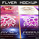 Flyer & Poster Close-Up Mockups - Premium Kit - GraphicRiver Item for Sale