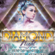 Diamond Night Flyer/Poster Template - GraphicRiver Item for Sale