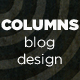 COLUMNS Blog Design - ThemeForest Item for Sale