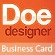 Retro Business Card - GraphicRiver Item for Sale