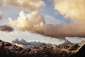 Clouds in the mountains - PhotoDune Item for Sale