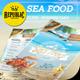 Seafood Restaurant 1-Graphicriver中文最全的素材分享平台