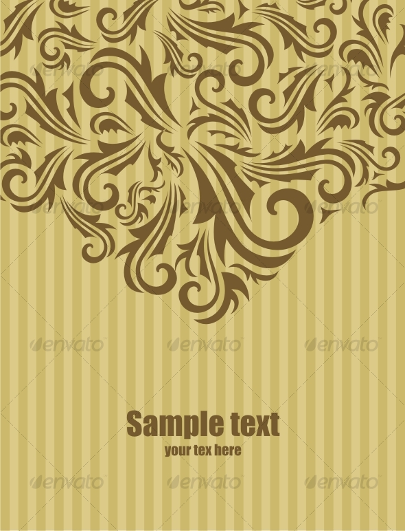 GraphicRiver Decoration background 60481