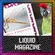 Liquid Magazine - Unique Fluid Grid Layout - ThemeForest Item for Sale