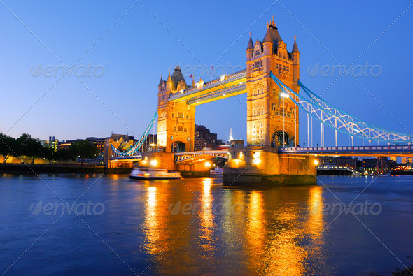 PhotoDune Tower bridge London 1557278