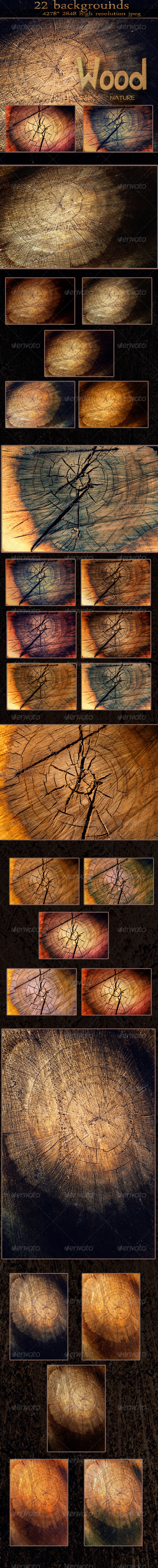 Nature Backgrounds with Tree textures - Backgrounds Graphics