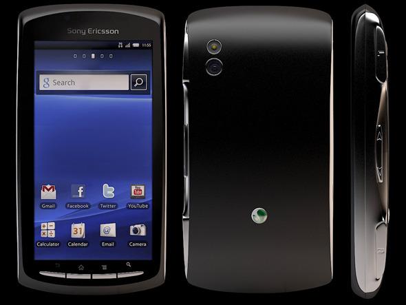 3DOcean Sony Ericsson XPeria Play 1543623