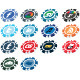 Casino Chip Social Media Button Pack - GraphicRiver Item for Sale